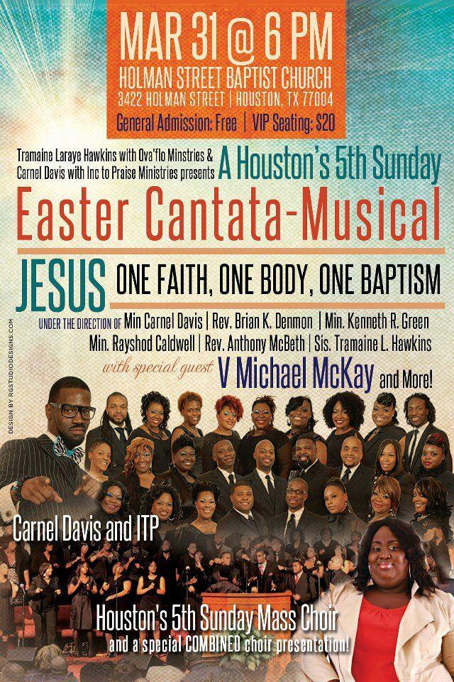 5th Sunday Musical - Houston