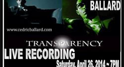 Ced Ballard recording