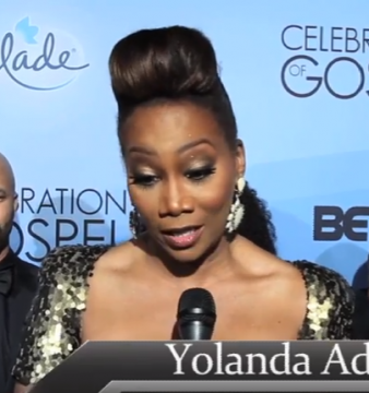Yolanda Adams 2016 COG