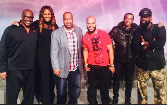 Yolanda Adams Morning Show 10th Anniversary Eone