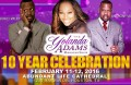 Yolanda Adams Morning Show 10th anniversary