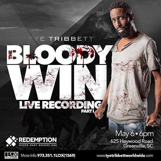 Tye Tribbett - The Bloody Win