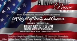 Houston Night of Prayer
