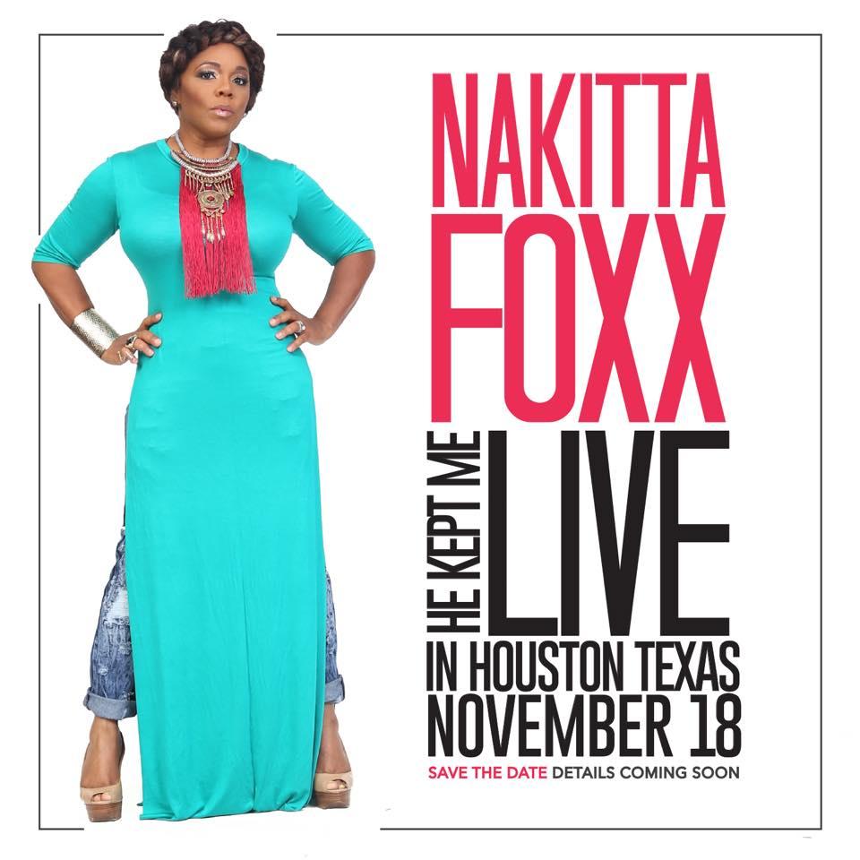 Nakitta Foxx  Live