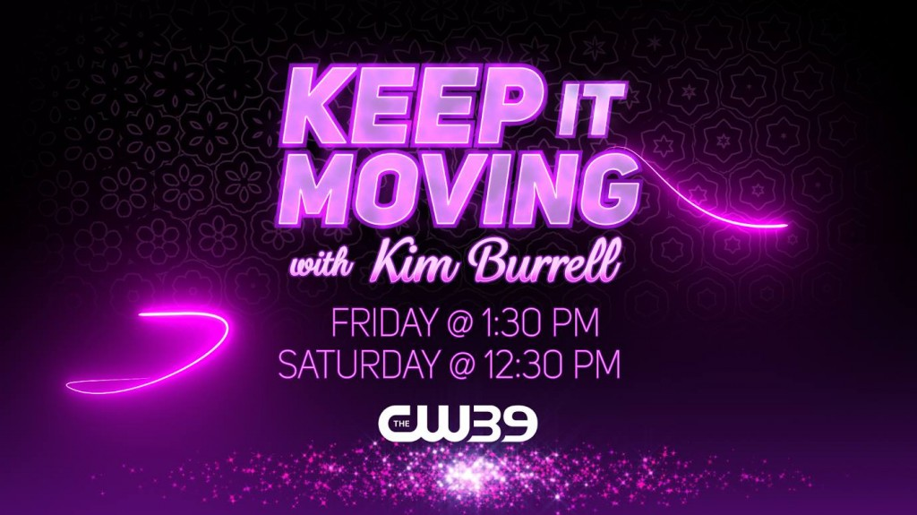"Kim Burrell ""Keep It Moving"""