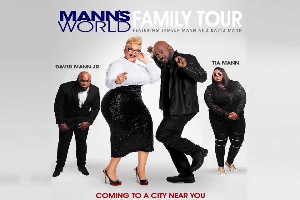 Mann's World Tour