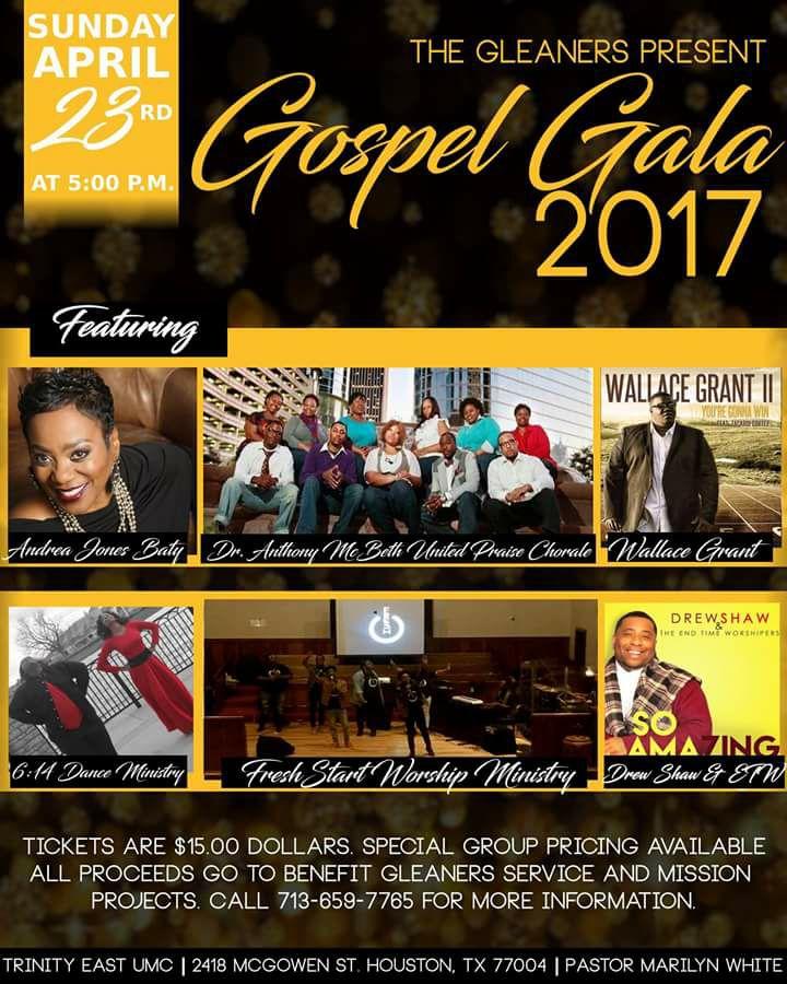 Gospel Gala 2017