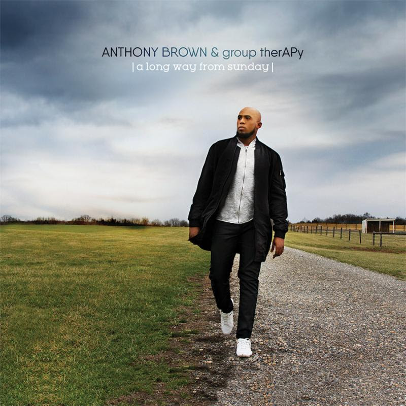 Anthony Brown 2017 release