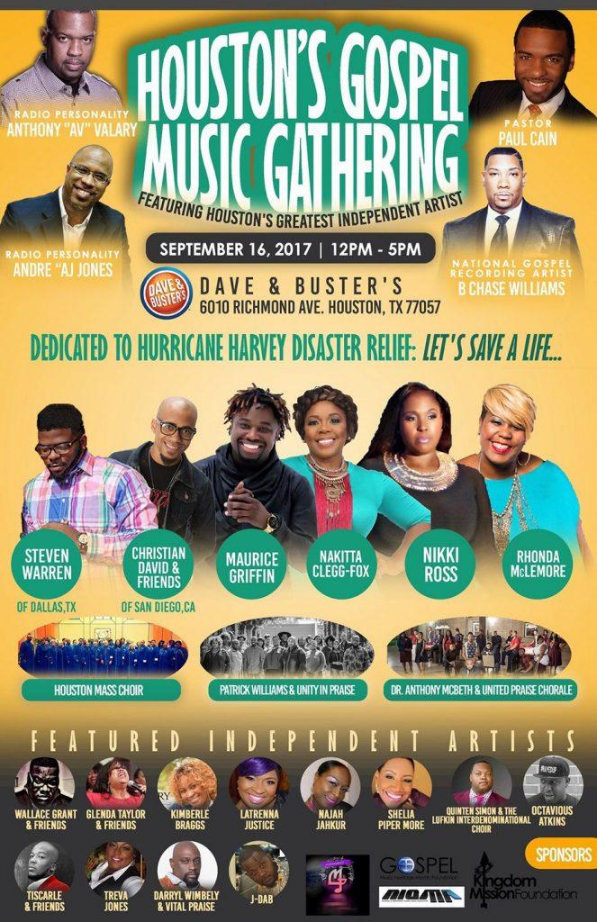 Houston Gospel Music Gathering