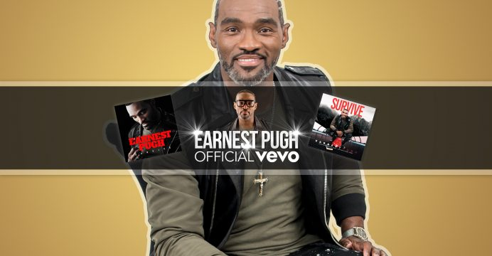Earnest Pugh new video
