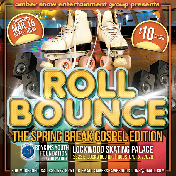 Amber Shaw - Roll Bounce