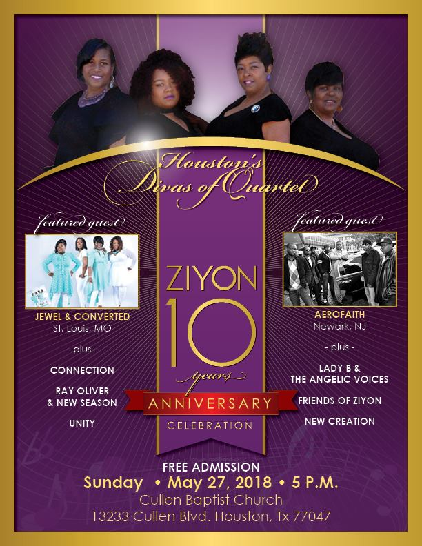 Zion Anniversary