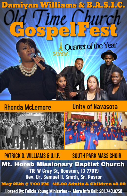 Old Time Church Gospel Fest