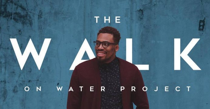 New Music | Michael Dixon | The Walk on Water project
