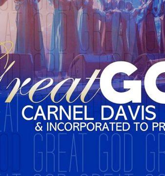 Carnel Davis Jr Great God