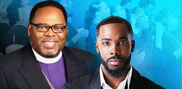 Houston COGIC Choir Concert header