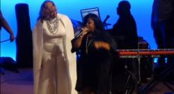 Karen Clark Sheard Kim Burrell Houston concert 2019