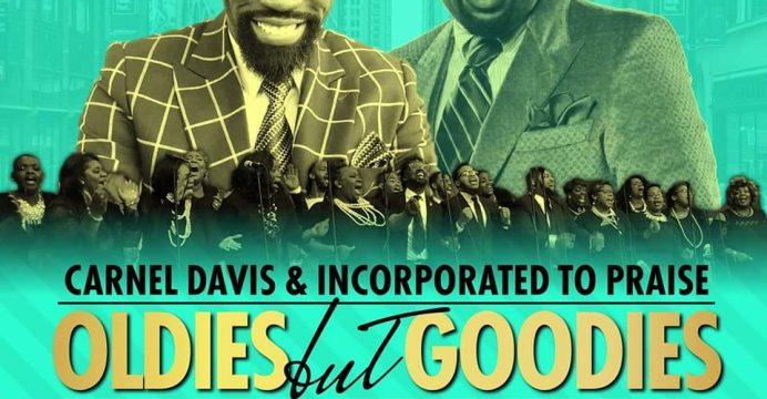 Carnel Davis & ITP Oldies but Goodies Concert