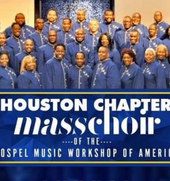 Houston Mass Choir 2020 banner