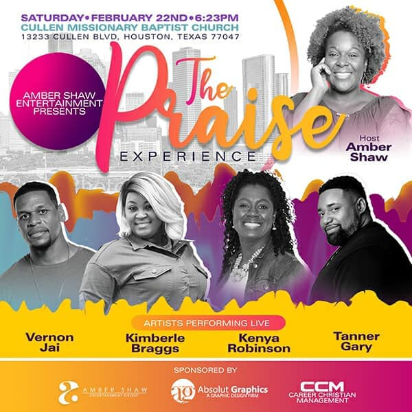 The Praise Experience with Amber Shaw