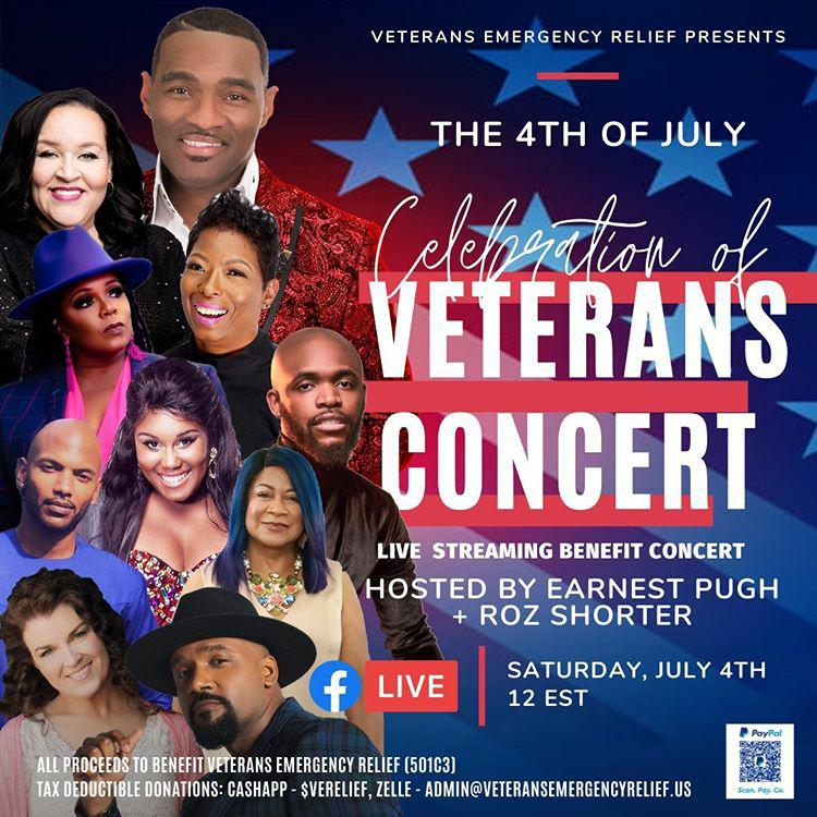Veterans Concert Houston