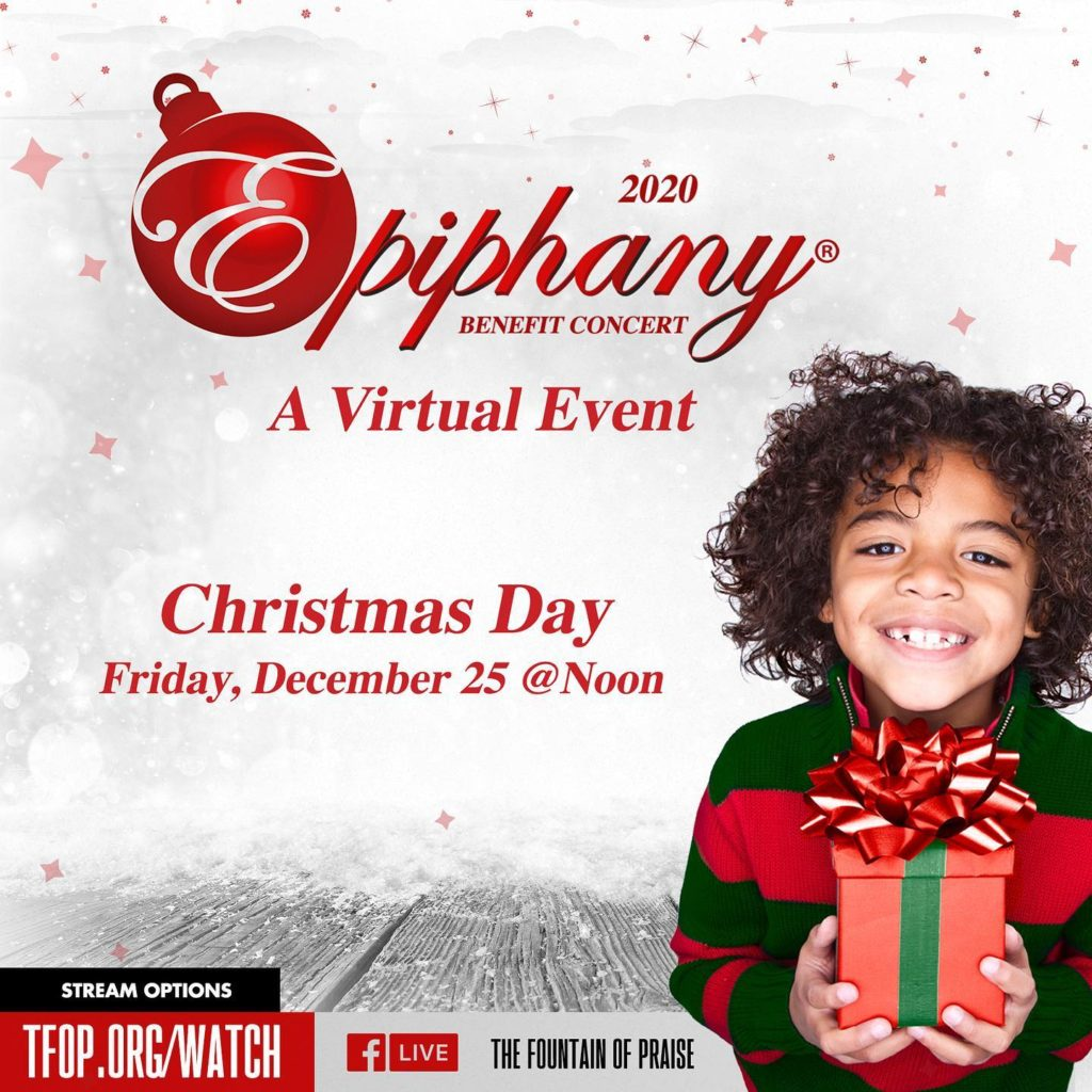 Epiphany Houston