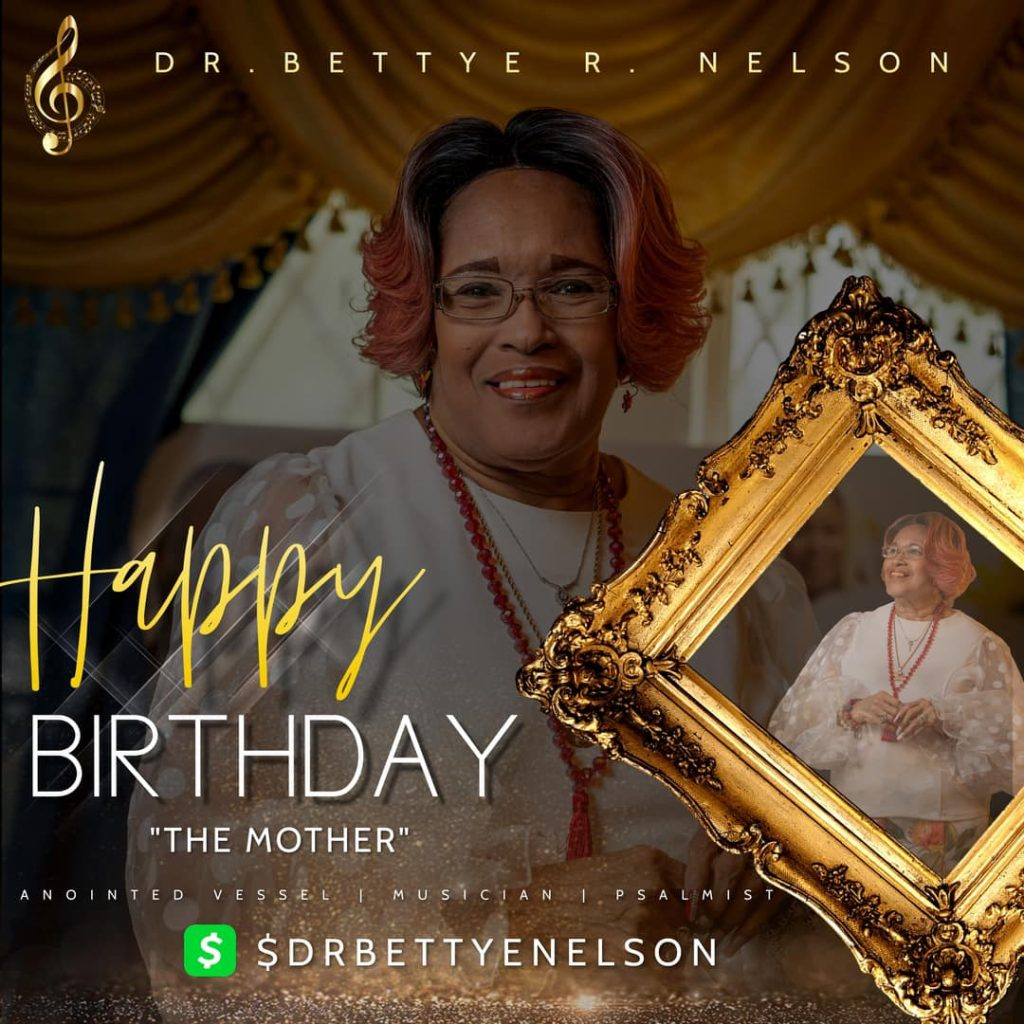 Bettye Nelson birthday 2020
