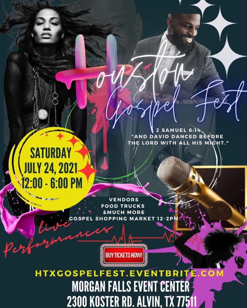 Houston Gospel Fest 2021